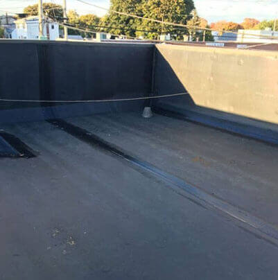 Flat Roof Replacement Long Island